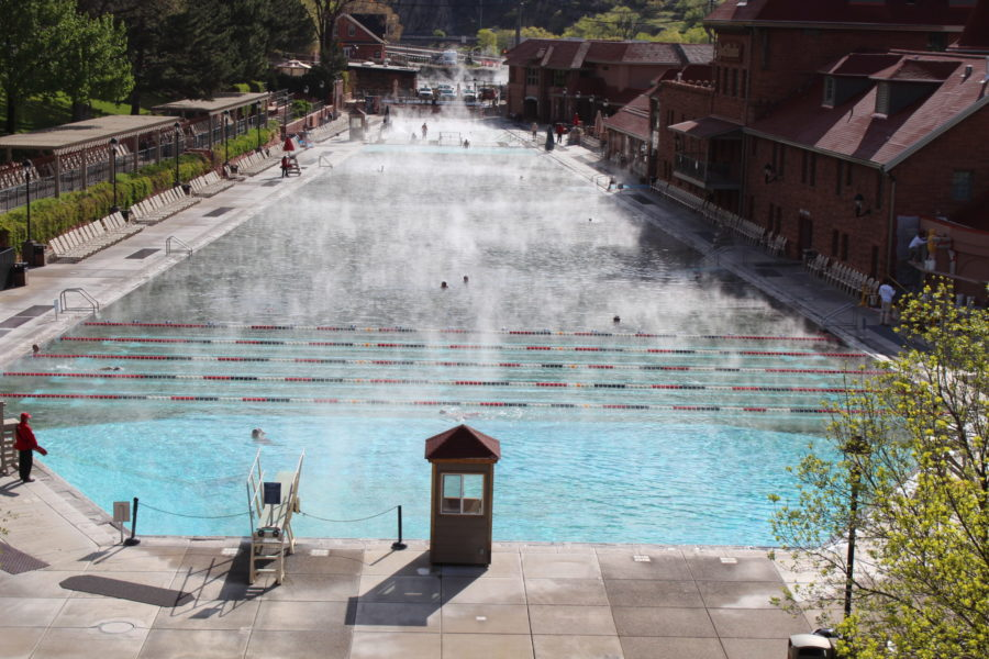 Glenwood Hot Springs, Colorado