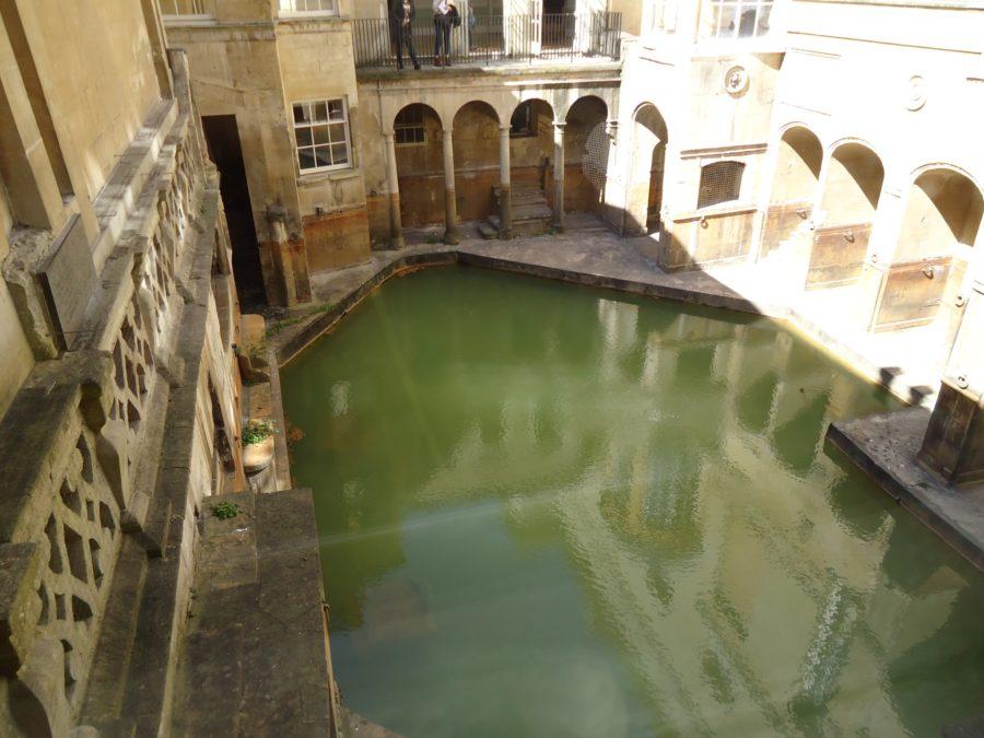 The Roman Bath's