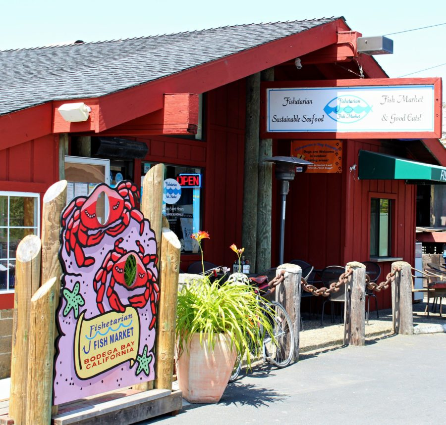 Fishetarian Bodega Bay