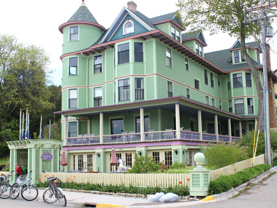 Mackinac Island bed and breakfast