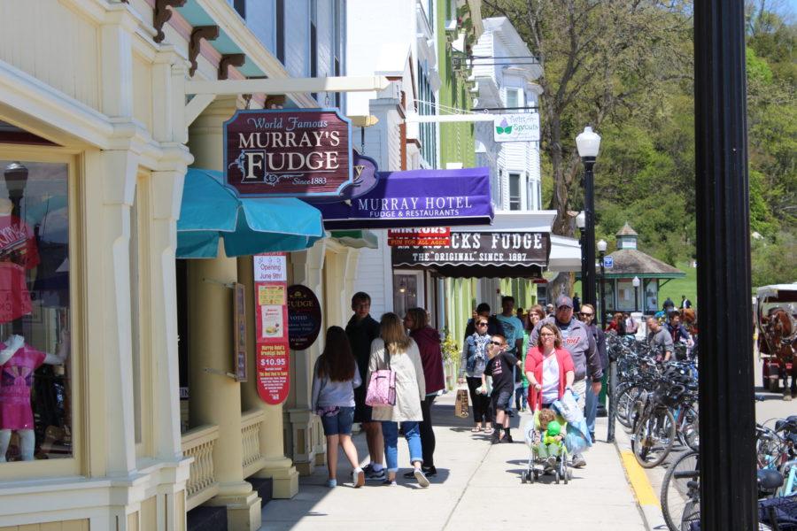 Murray Hotel Mackinac Island