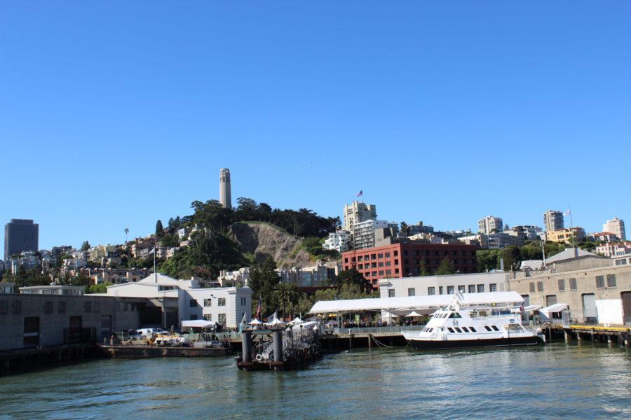 Pier 33 Ferry San Francisco
