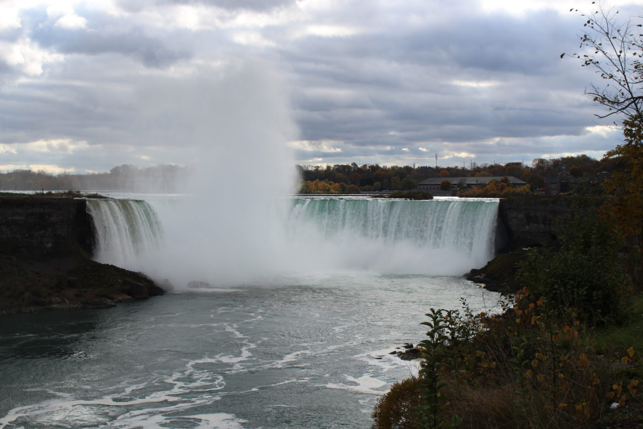 Niagara Falls for a weekend