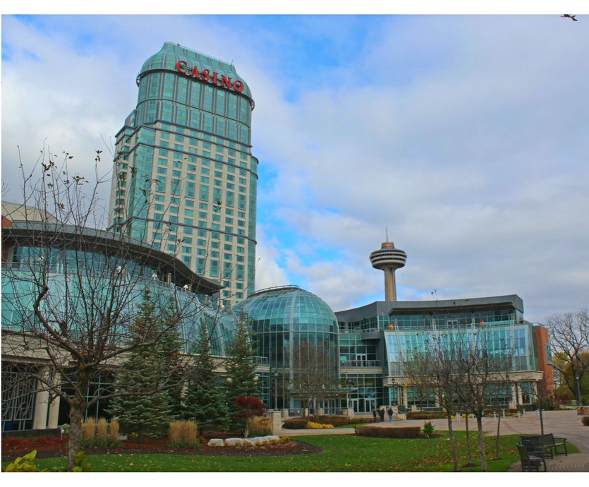 weekend getaway to Niagara Falls Casino