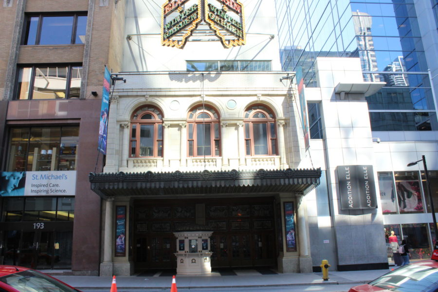 Winter Garden Theatre Toronto
