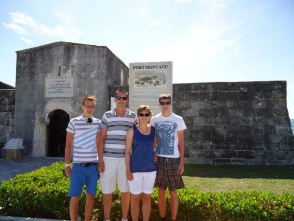 Fort Montagu Bahamas