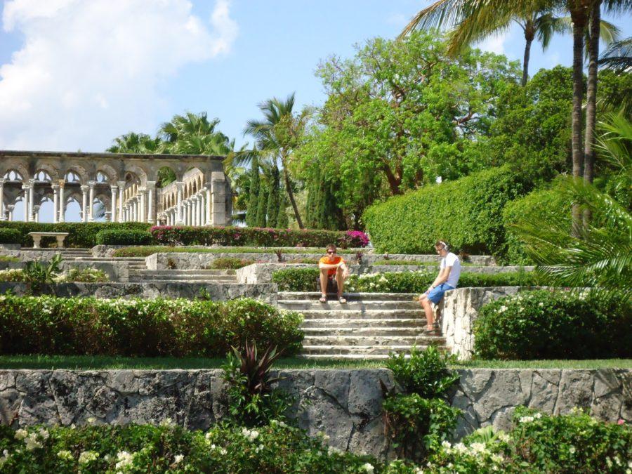 gardens on Paradise Island