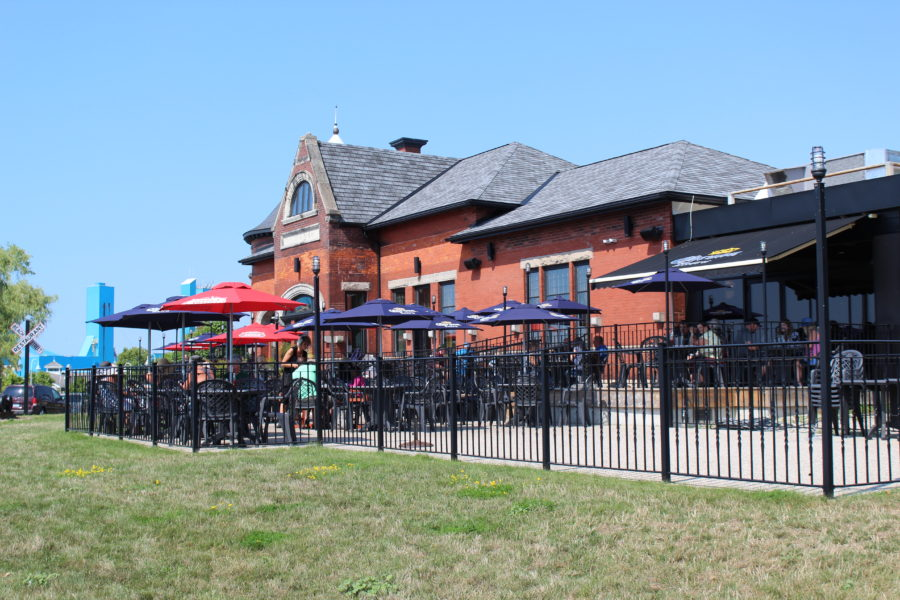 restaurant Goderich Main Beach