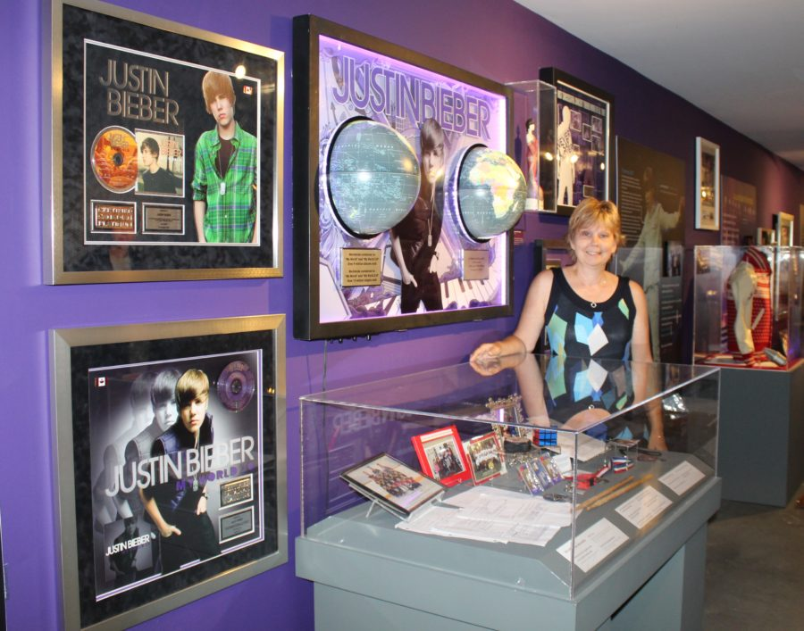 Justin Bieber museum