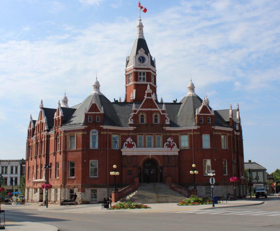 city hall Stratford