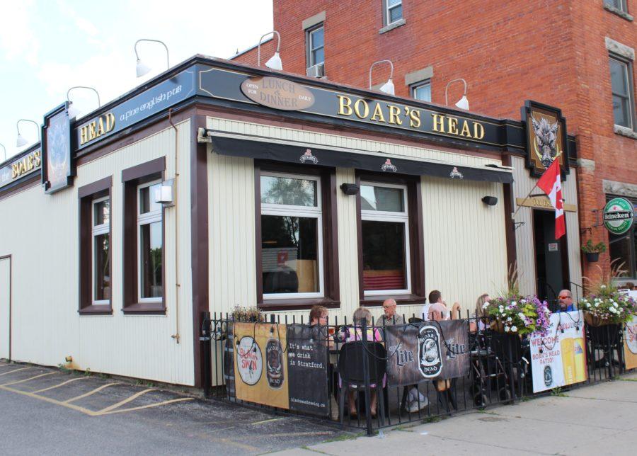 pub in Stratford