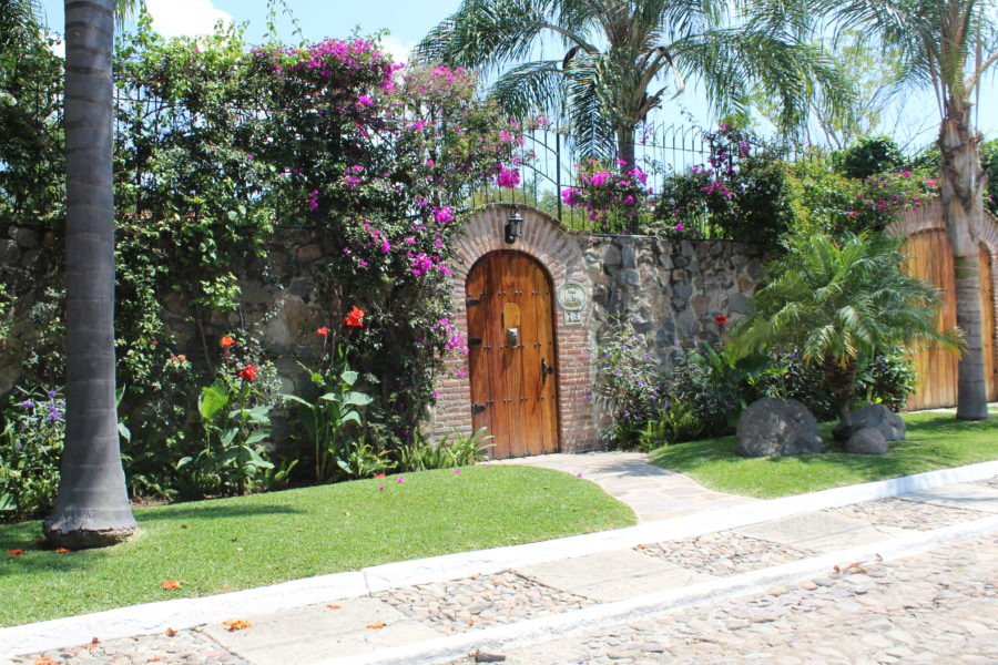 house in Ajijic Mexico