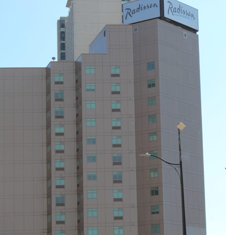 Radisson Hotel Niagara Falls