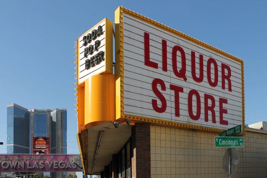 liquor store Las Vegas