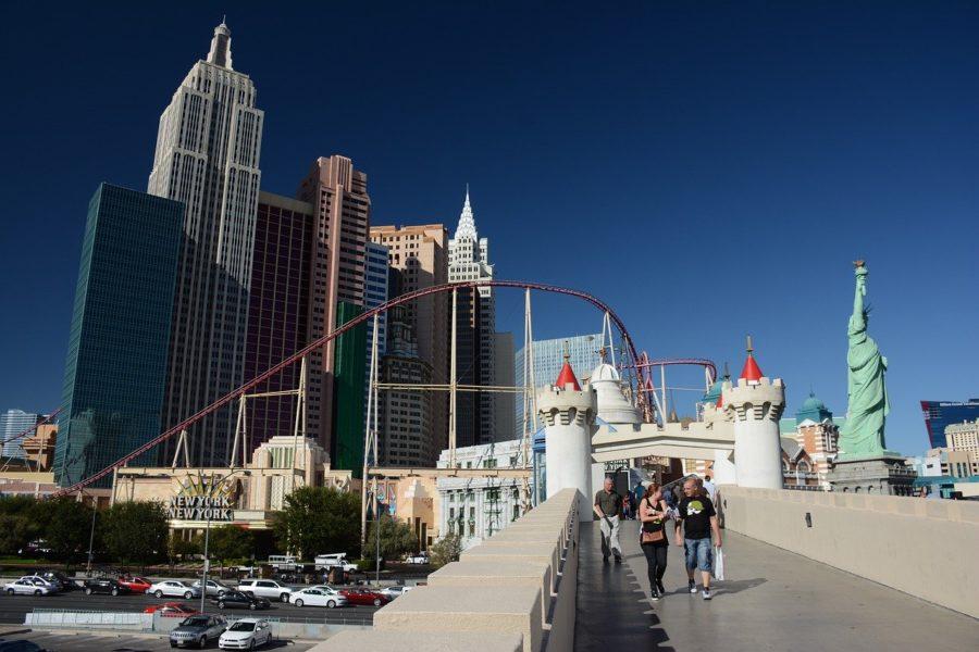 footbridge Las Vegas