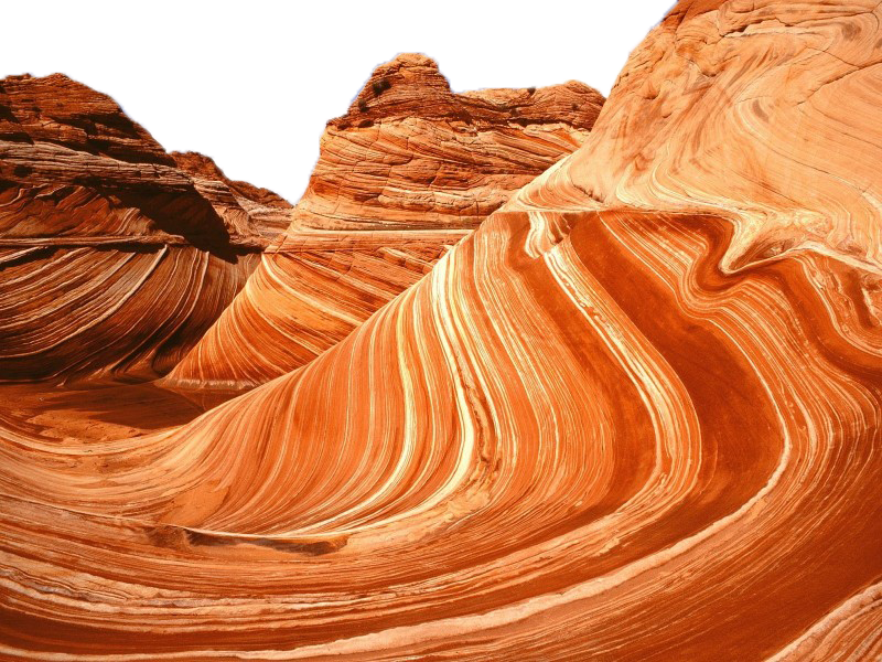 the wave paria canyon