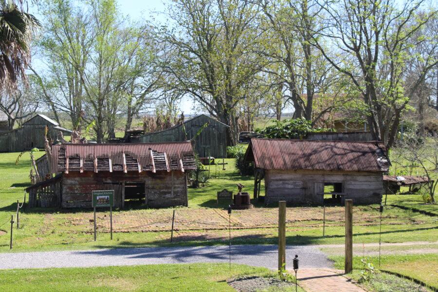 Laura Plantation slaves kitchens