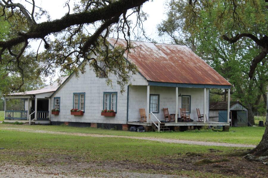 house where Queen Sugar is filmed
