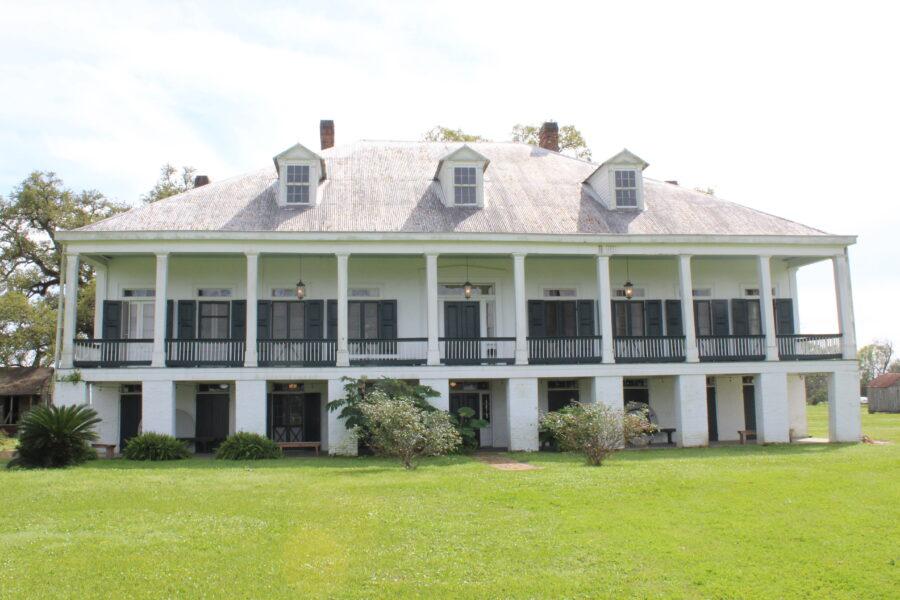 St. Joseph Plantation house