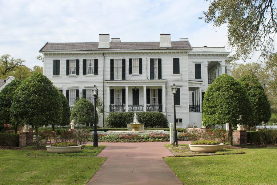 Nottoway Plantation house