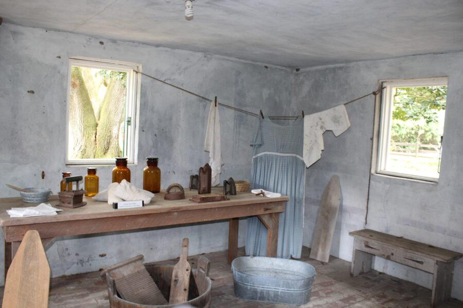 Destrehan Plantation laundry house
