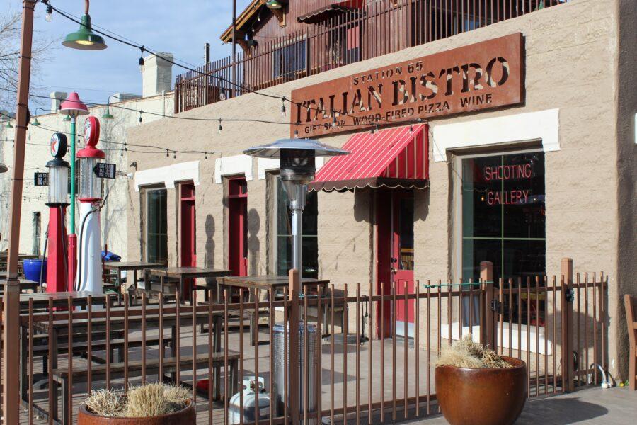 Station 66 restaurant Williams AZ