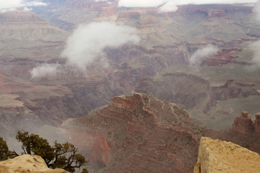 south Grand Canyon View