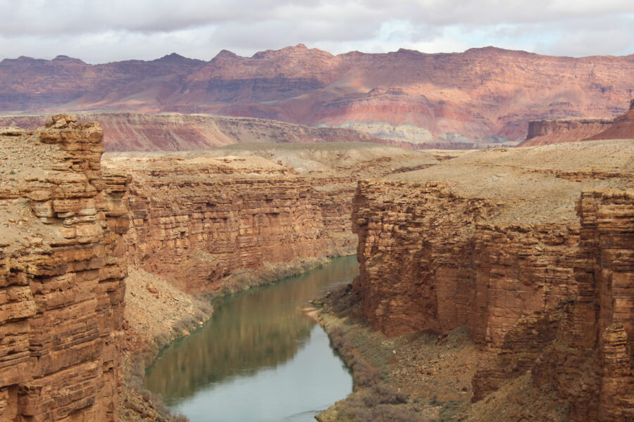 Grand Canyon with the Colorado River