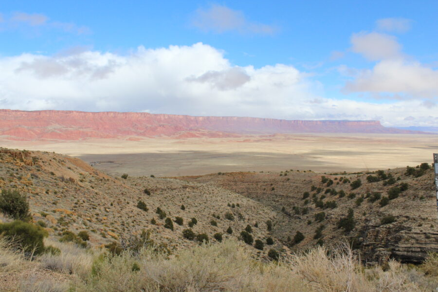 vermilion cliffs Arizona