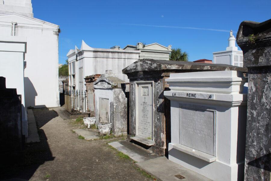 New Orleans graveyard tour
