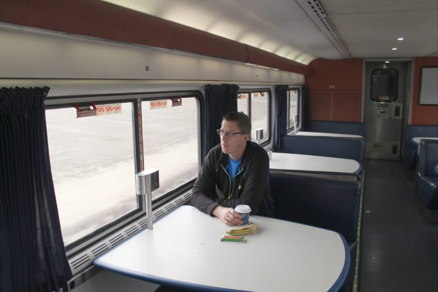 train from Chicago to New Orleans