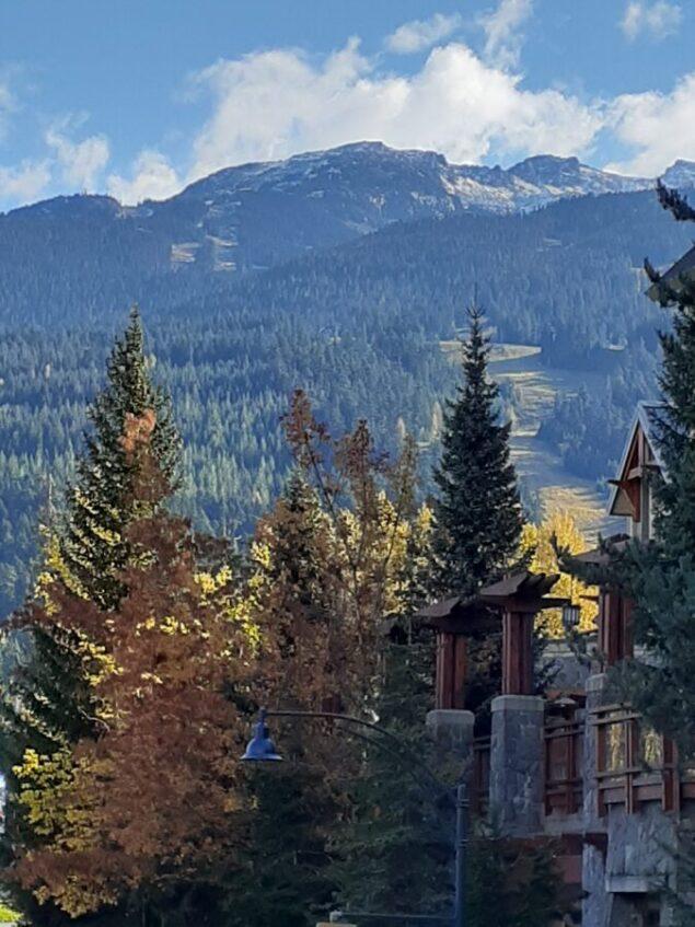 Autumn in Whistler