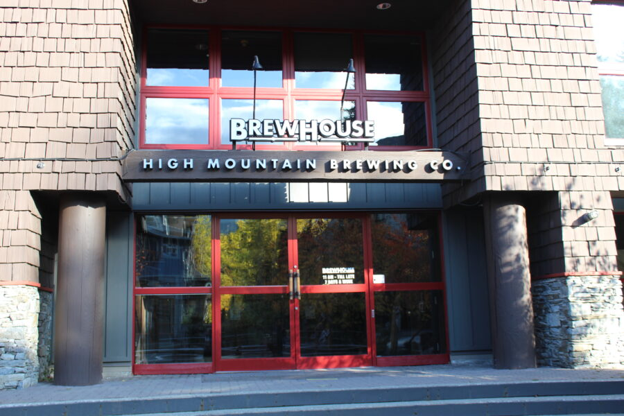 Brewhouse Whistler