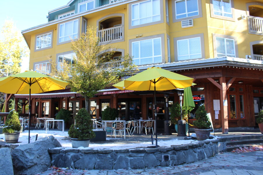 All Seasons Grill Whistler