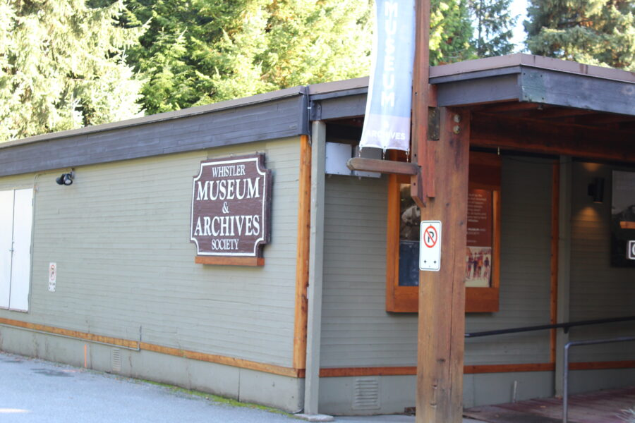 Whistler B.C. Museum