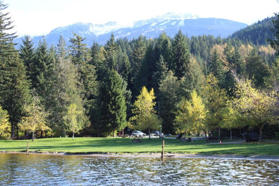Lakeside Park Whistler