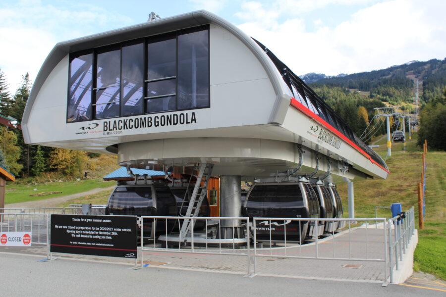 Gondola Whistler