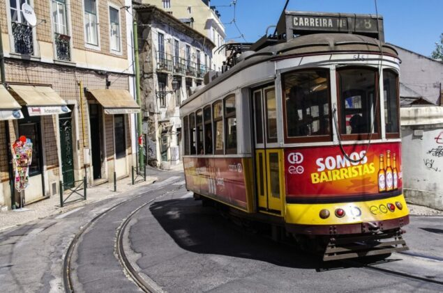 transportation in Portugal
