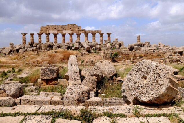 Selinunte Sicily